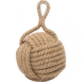 Defensa náutica nudo puño de mono para decoración marinera