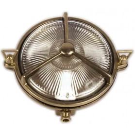 Lámpara aplique marinero en latón