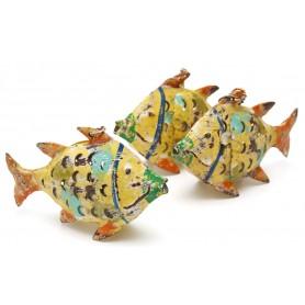 Colgante portavelas pez marinero