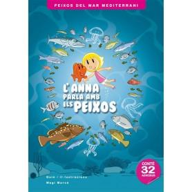 Libro infantil de temática marinera y peces marinos