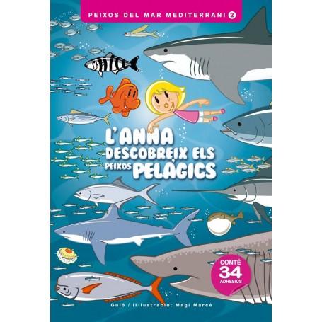 Libro infantil peces marinos
