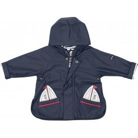 Chubasquero chaqueta náutico de bebe