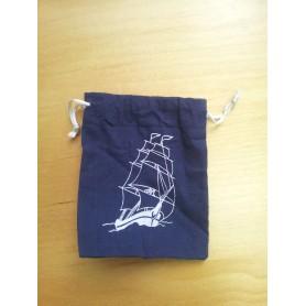 copy of Bolsita náutica azul para llaveros