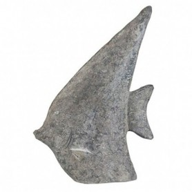 Figura pez marino para decoración náutica