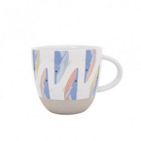 taza marinera de café