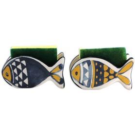 portaservilletas peces