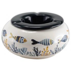 cenicero marinero cerámica