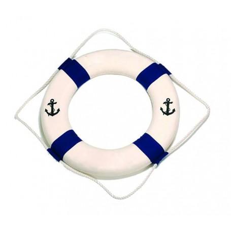 Salvavidas náutico azul