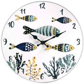 reloj de pared marinero