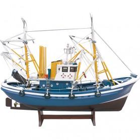 copy of Maqueta naval de atunero en artesanía