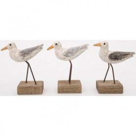 pájaros decoración marinera