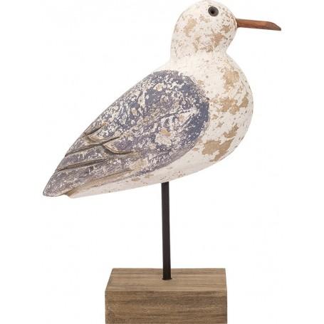 pájaro decoración náutica