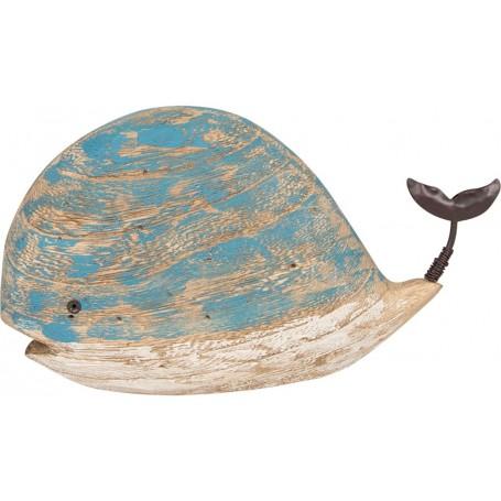 ballena decoración marinera