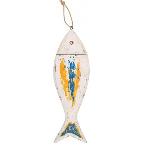 pez decoración pared