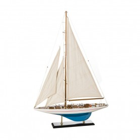 copy of Maqueta naval de velero en madera