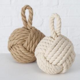 Sujeta puertas marinero en cuerda