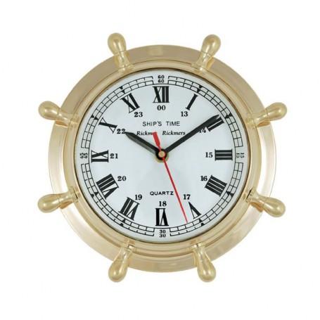 copy of Reloj timón de latón