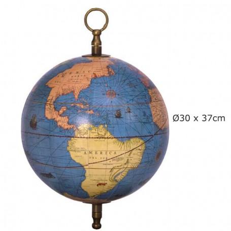 copy of Esfera globo terráqueo para colgar