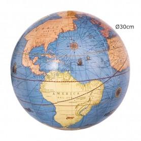 copy of Globo terrestre del mapa del mundo