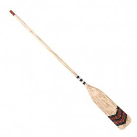Remo de madera decoración náutica