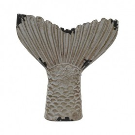 Figura cola de lubina decorativa