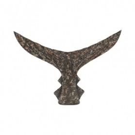Figura decorativa cola de atún