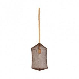 Lámpara red de pesca de techo