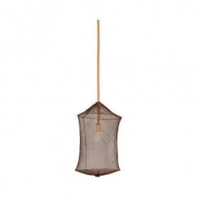 Lámpara red de pescar para techo