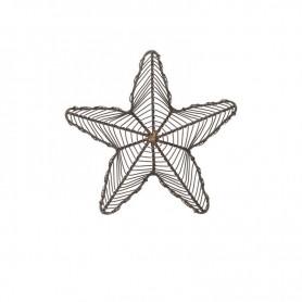Estrella de mar en alambre