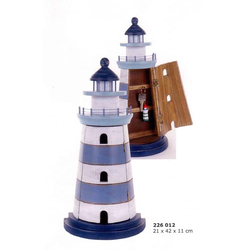 Faro del mar armario cuelgallaves