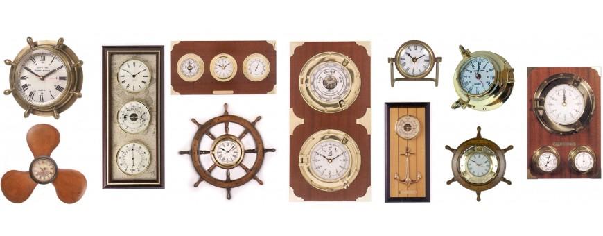 Estaciones meteo decoracion marinera y náutica