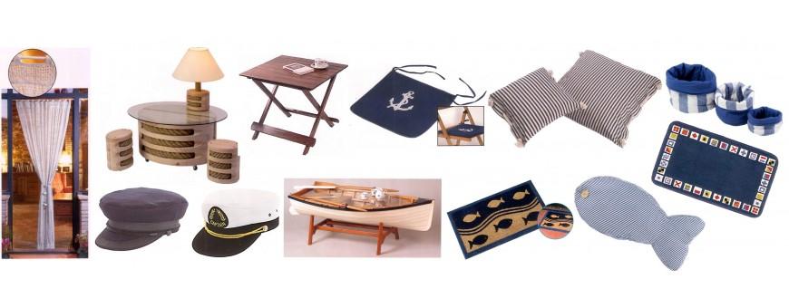 hogar náutico y textil marinero