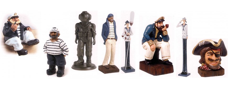 Figuras marineras