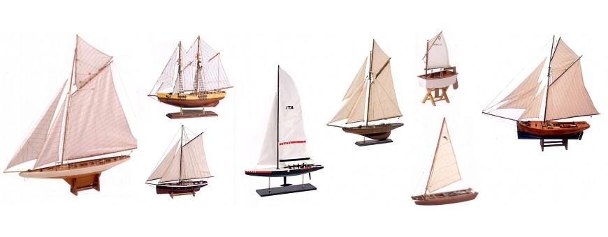 veleros modernos