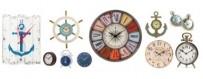 Relojes náuticos y relojes decorativos para la decoracion marinera