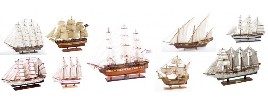 veleros de época