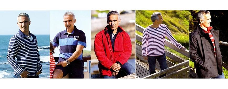 moda náutica para hombre
