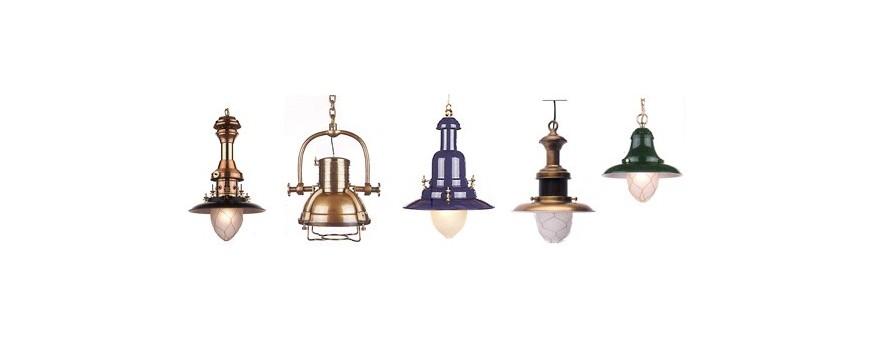 lámparas náuticas colgar